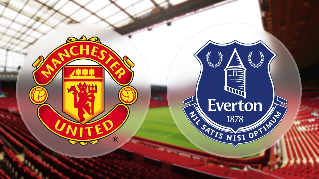 Live Streaming Manchester United vs Everton EPL Pekan Ke Lima