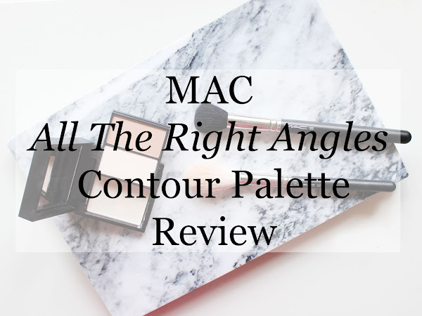 MAC All The Right Angles Contour Palette REVIEW