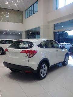 Honda Kota Baru