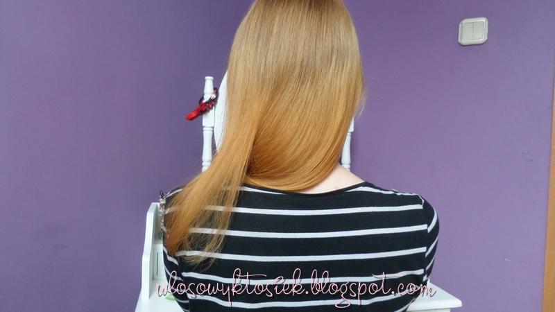 Lutowa aktualizacja włosów
