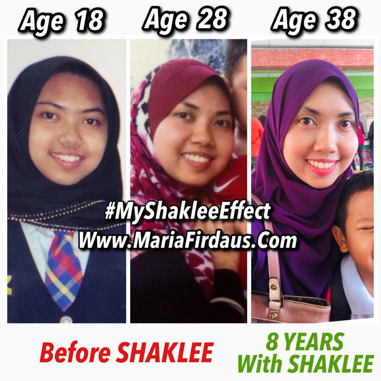 My Shaklee Effect!
