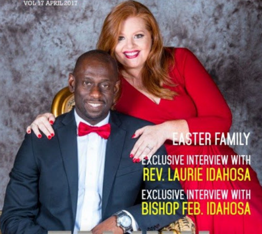 feb idahosa family