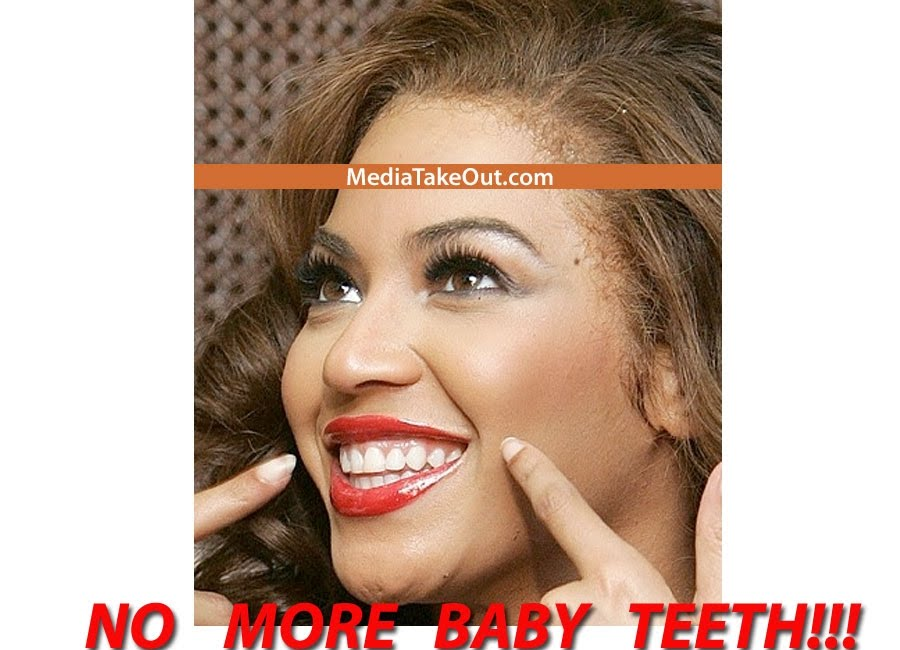 beyonce teeth - photo #14