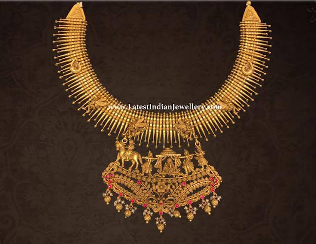 Pellikuthuru Necklace
