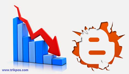 Rating Blog Turun Secara Tiba-Tiba ! Apa penyebabnya?