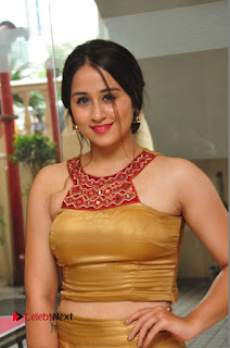 Actress Simrat Juneja Pictures in Golden Long Dress  0013.JPG