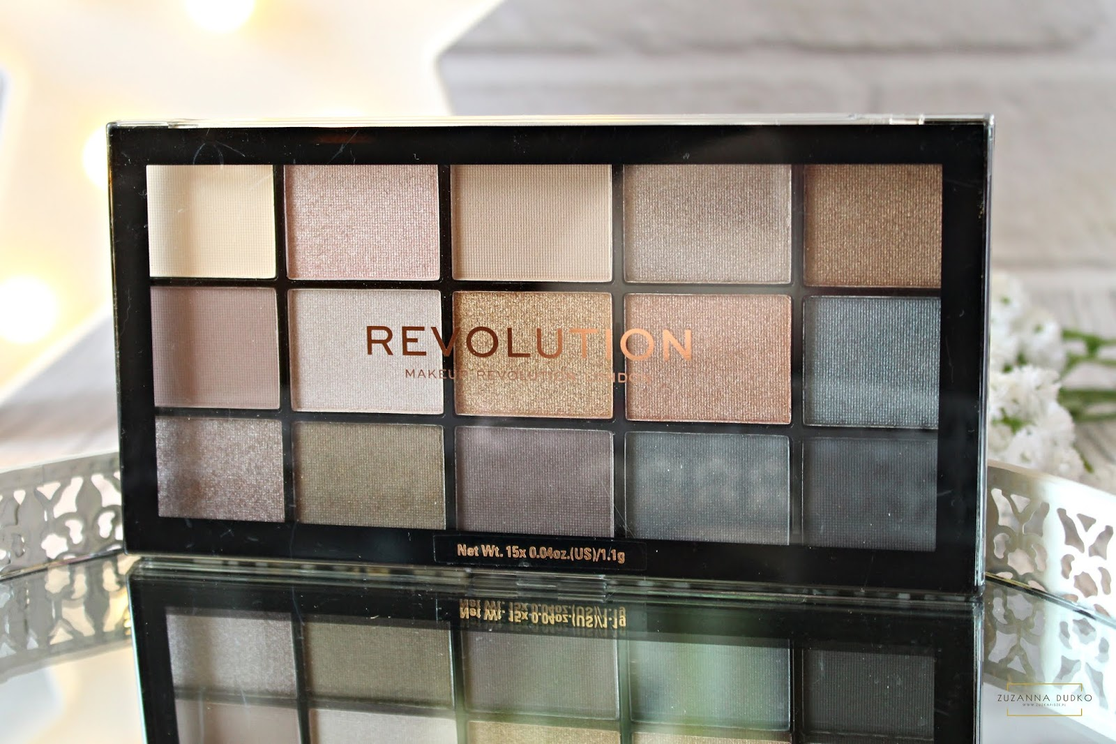 Makeup Revolution Reloded Smoky Neutrals