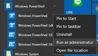 Menggunakan PowerShell untuk Menghapus Bloatware