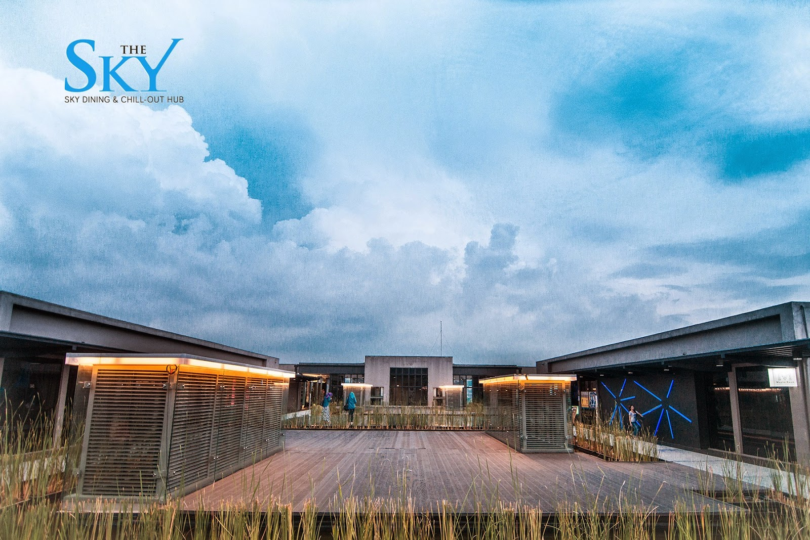 The Sky, One City : Biggest Rooftop Food and Beverage Area in Malaysia