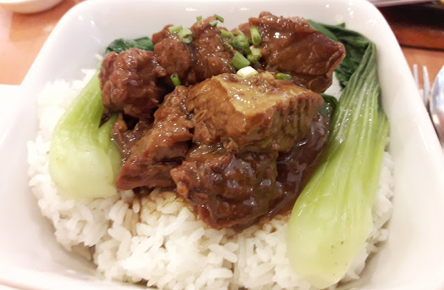 Food Review Luk Yuen