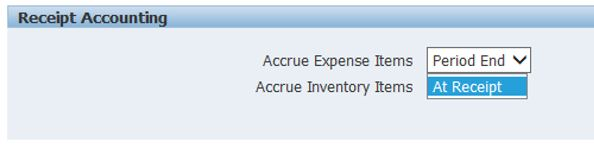 Oracle Purchasing – Receipt Accounting | Sreekanth Reddy's Oracle