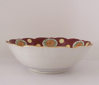 goldcastle bowl mid century made in japan