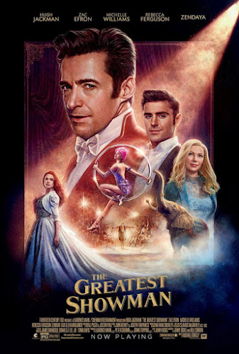 The Greatest Showman (Web-DL 720p Ingles Subtitulada) (2017)