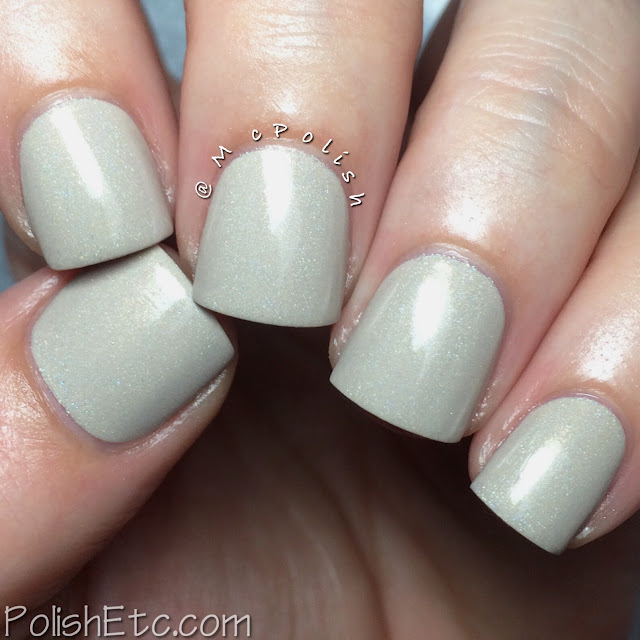 Takko Tuesday! - Birthday Suit - McPolish