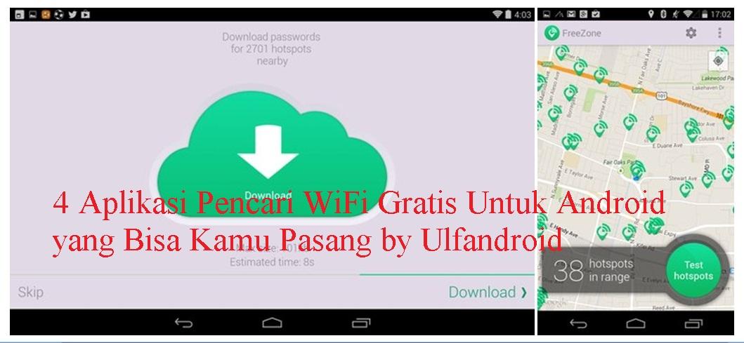 4 Aplikasi Pencari Wifi Gratis Untuk Android Yang Bisa Kamu Pasang