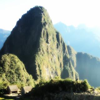 Montanha Huayna Picchu, em Machu Picchu, no Peru