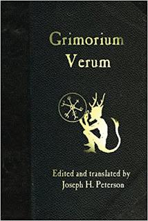 Grimorium Verum, esoteric, occult,
