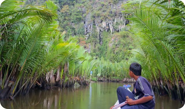 Ramang - Ramang Makassar Sulawesi