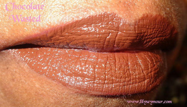 Dose of Colors Chocolate Wasted Liquid Lipstick