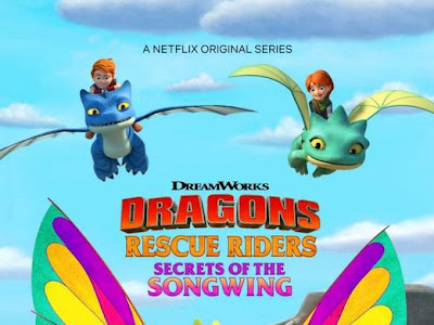 Movie: Dragons: Rescue Riders: Secrets of the Songwing (2020) (Download Mp4)