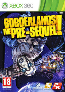 Borderlands: The Pre-Sequel (X-BOX 360) 2014