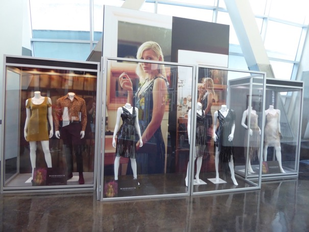 Woodshock movie costume exhibit