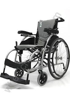 Karma S Ergo 106 Wheelchair