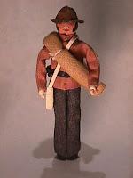 Civil War Crafts From Clothespins