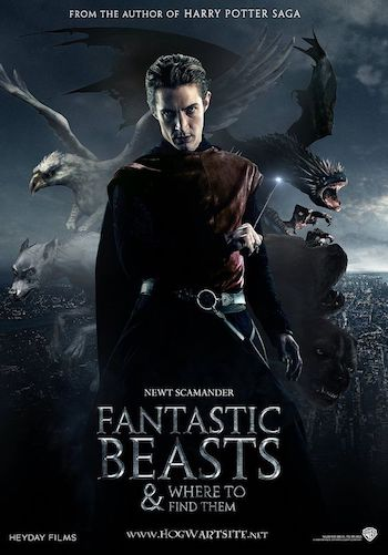 Fantastic Beasts and Where to Find Them 2016 HC HDRip 720p 1GB