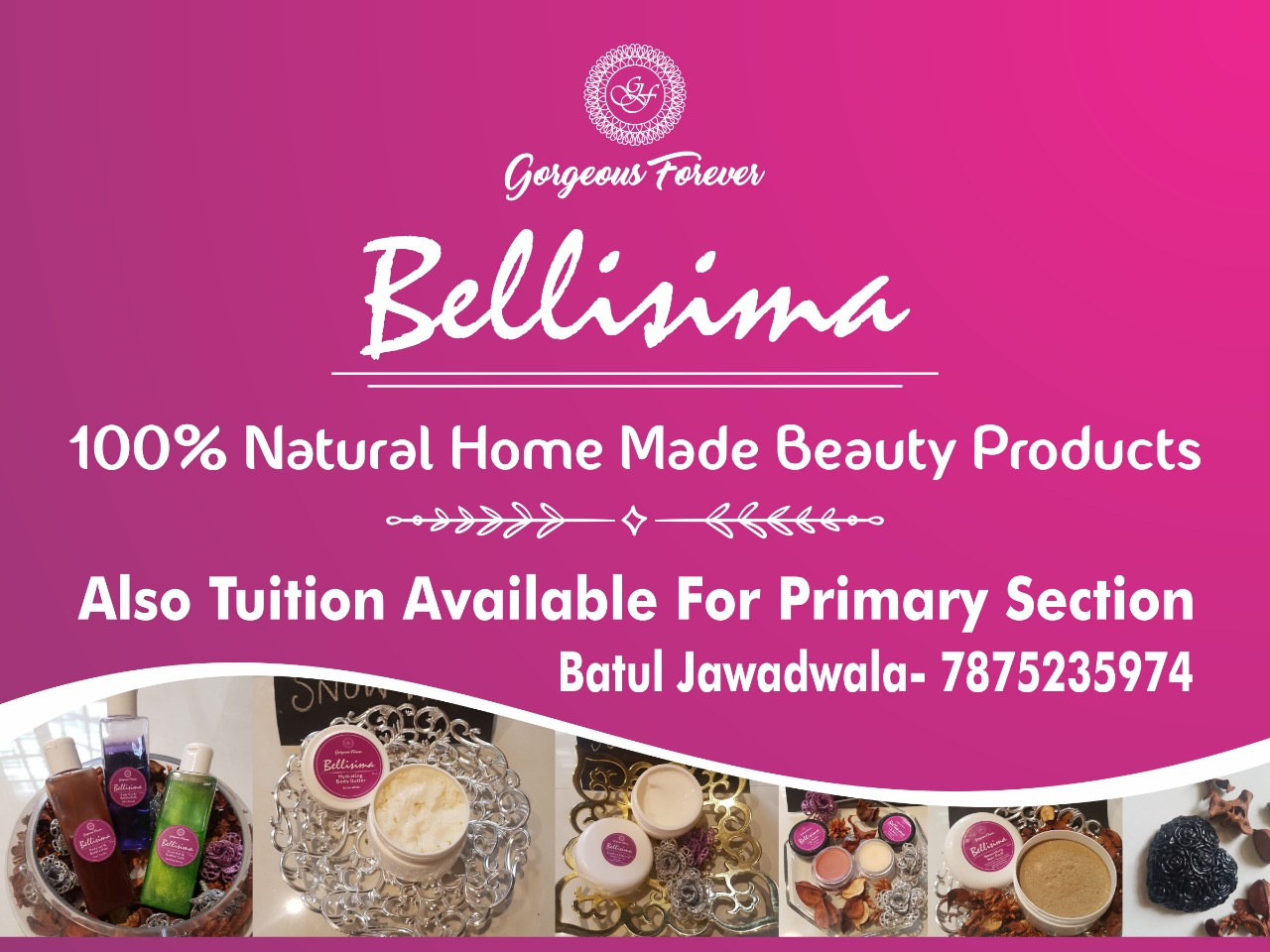 Bellisima-Home Made Beauty Products