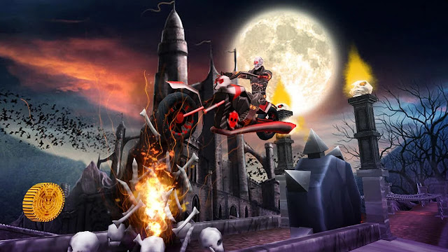 ghost ride 3d apk indir hile