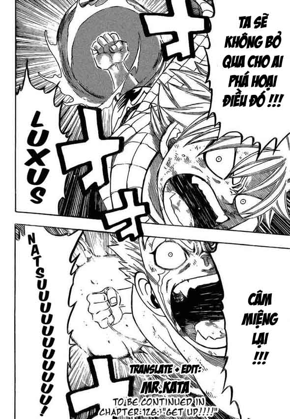 Fairy Tail Chap 125
