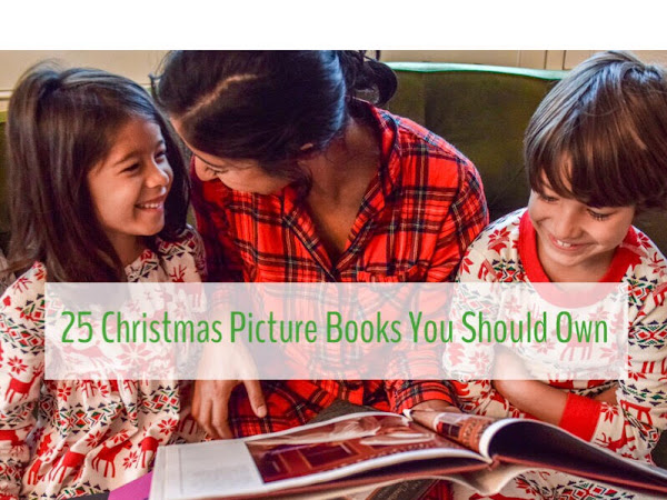 25 Christmas Picture Books You Should Own