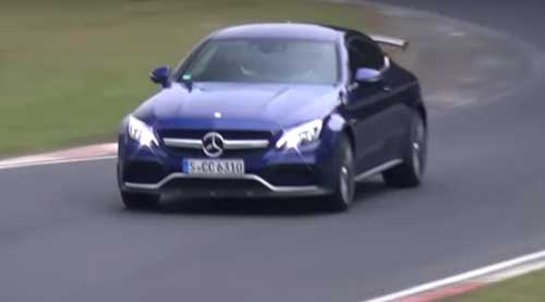 2016 Mercedes-AMG C63 R Coupe release date and feature