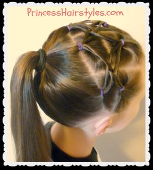 Surprising Hairstyles For Girls Princess Hairstyles Sports Short Hairstyles For Black Women Fulllsitofus
