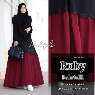 NEW Ruby Maxy Sk