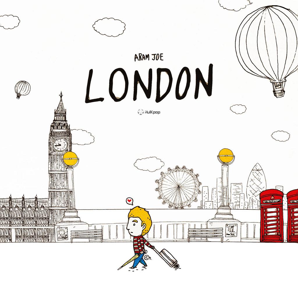 [Single] Joe Aram – London
