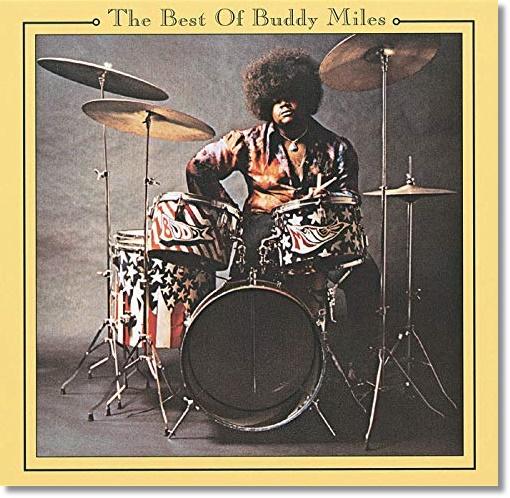 q u e m t e m p õ e... : Buddy Miles - Them Changes 1970