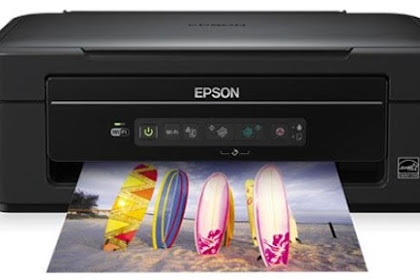 Epson Stylus SX235W Printer Driver Download