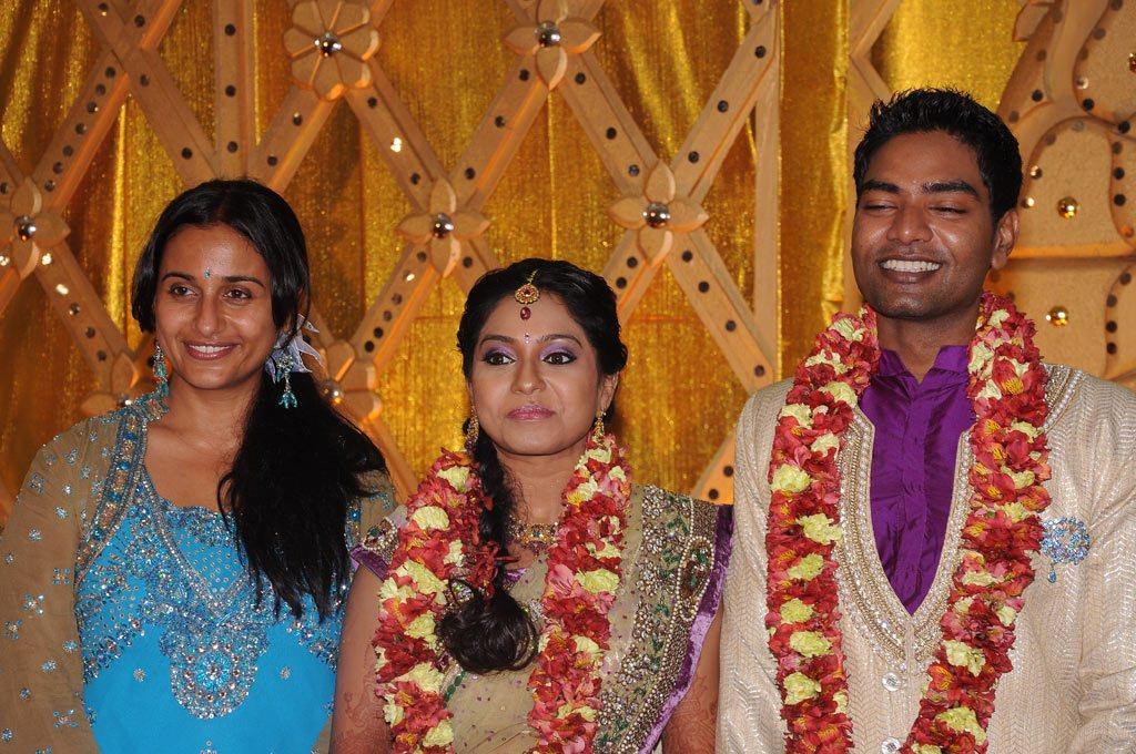 Actress Aparna Pillai Marriage Photos