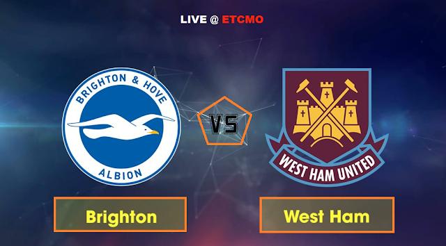 Brighton vs West Ham | English Premier League | Date: Friday, 5th October 2018 | Kick-off at 20:00 UK/ 21:00 CET | Venue: Amex Stadium (Brighton)
