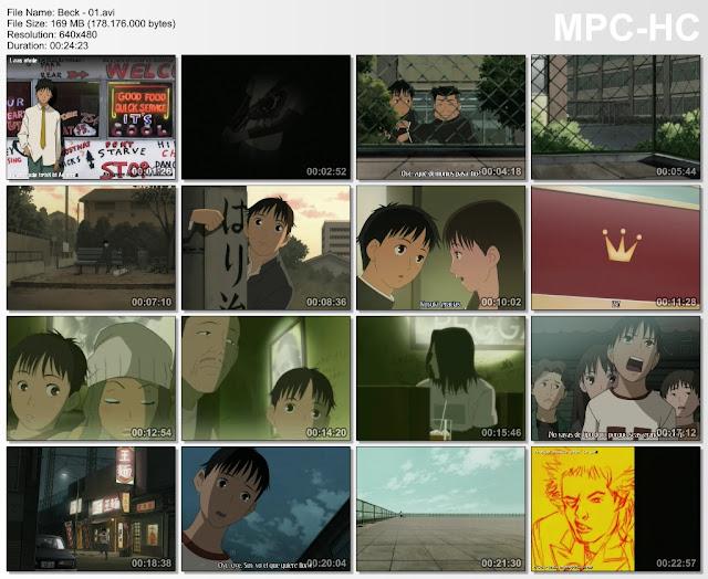 Beck%2B-%2B01 - Beck: Mongolian Chop Squad [AVI][MEGA][26/26] - Anime Ligero [Descargas]