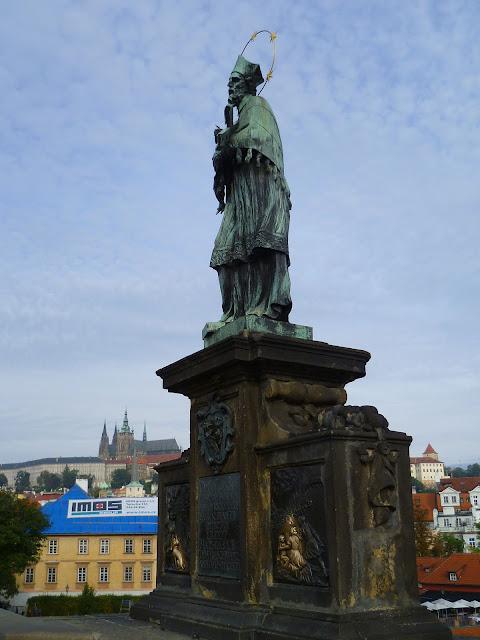 Чехия, Прага - Карлов мост (Czech Republic, Prague - Charles Bridge)
