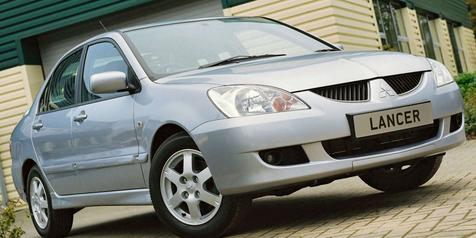 Switch Lampu Bermasalah, Mitsubishi Recall Lancer dan Grandis