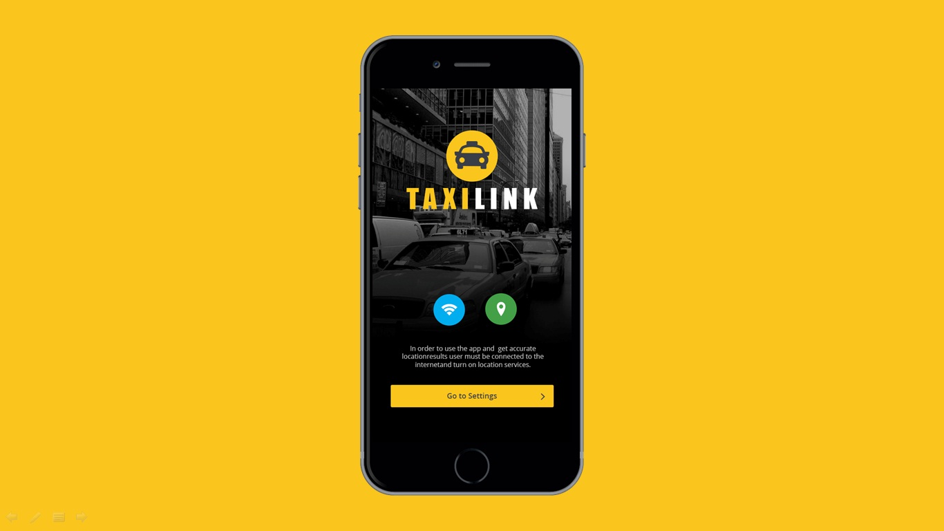 TAXILINK - Davao's homegrown taxi booking app