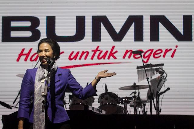 Aktivis: Utang BUMN Membludak, Segera Pecat Rini Soemarno!