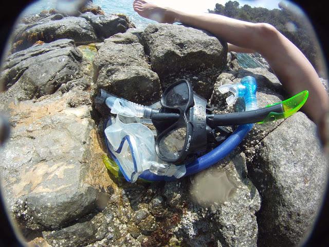 Snorkel kit barato