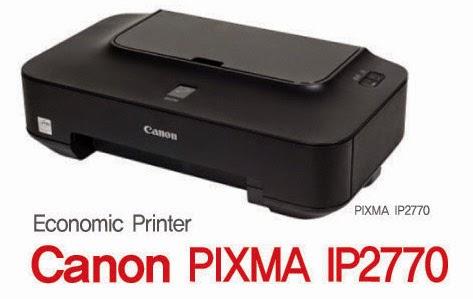 11 Cara Memperbaiki Printer Canon IP2770 Lampu Kedap Kedip Termudah