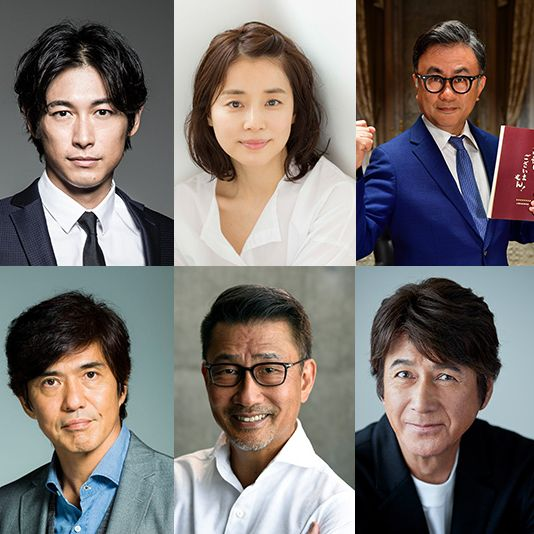 Film Jepang 2019 Kioku ni Gozaimasen (It's NOT in MEMORY, Mr. President!)