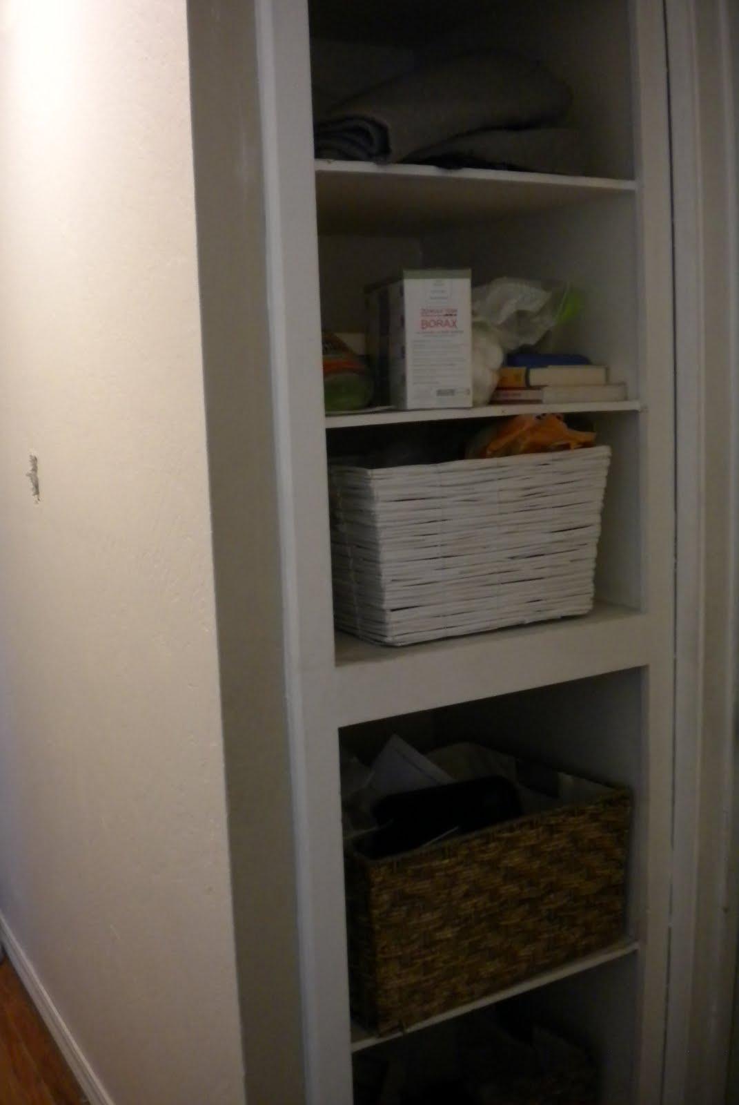 Little Linen Closet